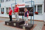 Степан Морщагин, Алексей Солдатов и Скотт Грейсон - медалисты в личном зачете HVA