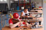 Солдатов Алексей и Морщагин Степан на тренировке